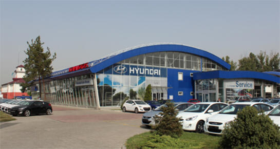 Hyundai Auto Almaty, Алматы, пр. Суюнбая, 245 А