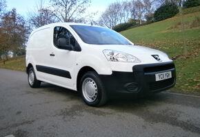 Peugeot Partner Panel Van