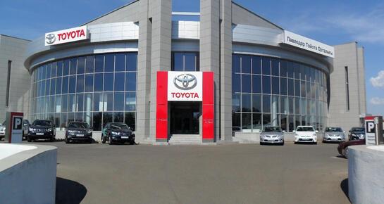 Тойота Центр Павлодар, Павлодар, поселок Лесозавод, проезд «И»