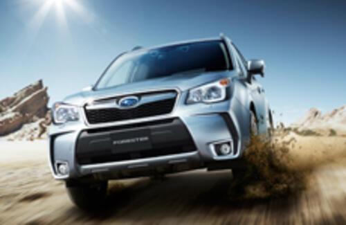 Дни открытых дверей в Subaru Motor Almaty