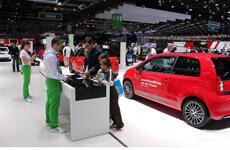 Репортаж с Женевского автосалона '2014