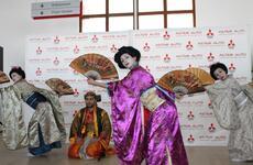Открытие второго дилерского центра Mitsubishi в Алматы