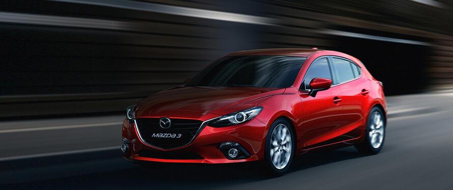 Mazda 3 NEW
