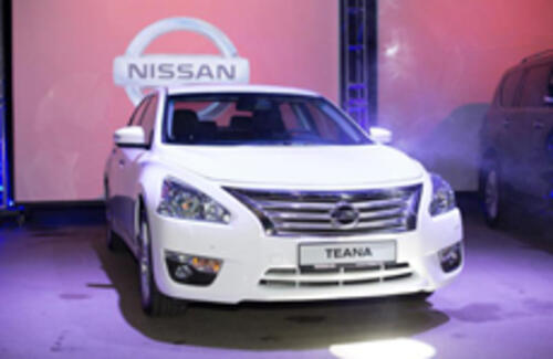 Nissan Teana 2014 – старт продаж в Казахстане