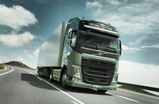Новый Volvo FH – новые стандарты технологий и безопасности