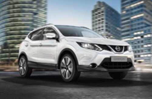 В Караганде прошла презентация Nissan Qashqai второго поколения