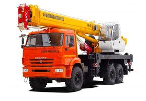Ивановец КС-45717 (КамАЗ 43118)