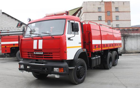 Урал Пожтехника (Миасс) АП-5000 (КамАЗ 65115)
