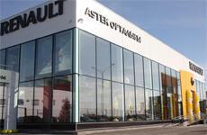 Первый дилерский центр концепции Renault Store открылся в Казахстане
