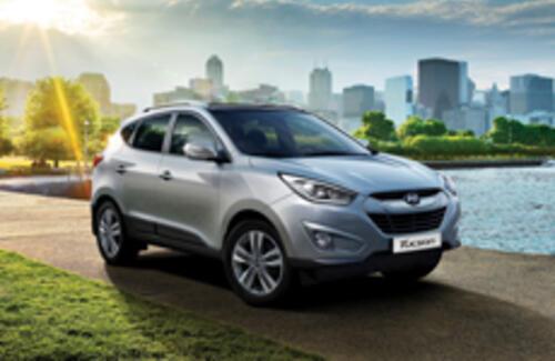 Новый Hyundai Tucson: удачный рестайлинг