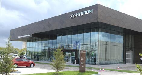 Hyundai Premium Astana, Астана, пр. Кабанбай батыра, 39