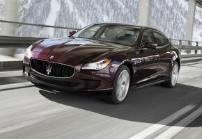 Maserati Quatroporte S Q4