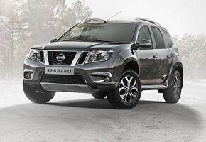 Nissan Terrano NEW