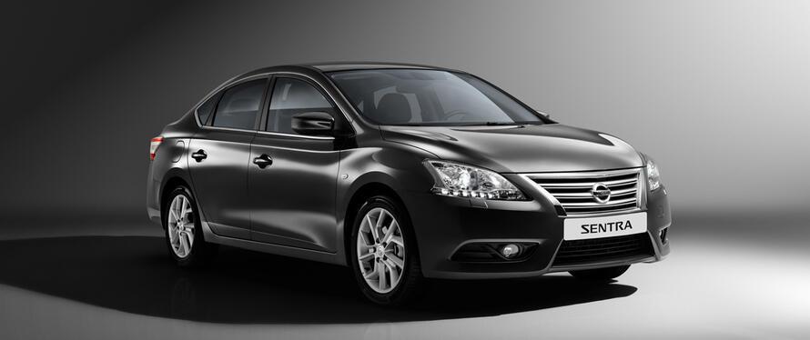 Nissan Sentra NEW