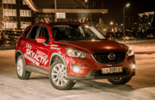 Mazda CX-5: «небесный актив» на земных дорогах