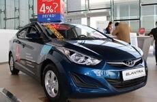 Начался приём заявок на льготные автокредиты со ставкой 4%