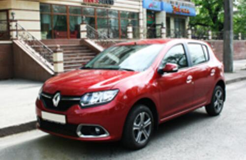 Renault Sandero II: эконом-класс по-европейски