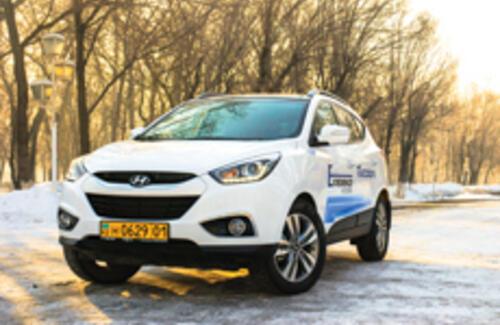 Hyundai Tucson: рациональный выбор