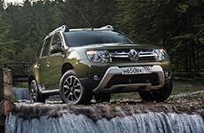 В Казахстане начались продажи нового Renault Duster