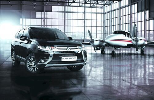 Стартовали продажи обновлённого Mitsubishi Outlander