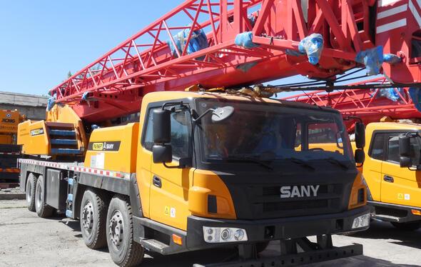 Palfinger Sany QY50C