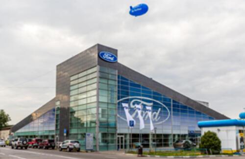В Алматы презентовали новый Ford Mondeo