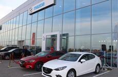 В Астане прошло открытие дилерского центра Mazda