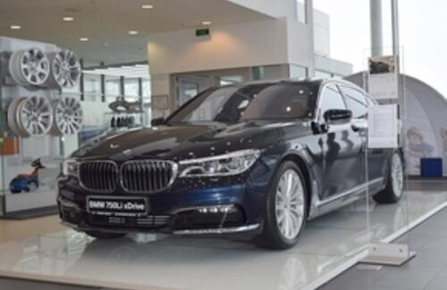 BMW снижает цены