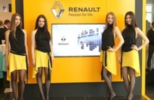 В Караганде прошло открытие нового дилерского центра Renault Store