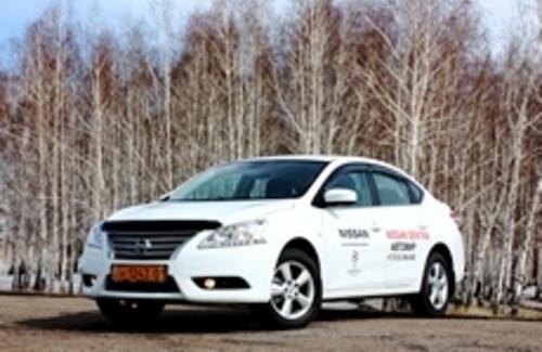 Nissan Sentra: проверенные временем ценности
