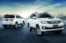 Сборка Toyota Fortuner в Казахстане продолжается!