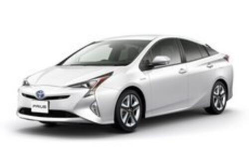 Самым экономичным автомобилем стал Toyota Prius