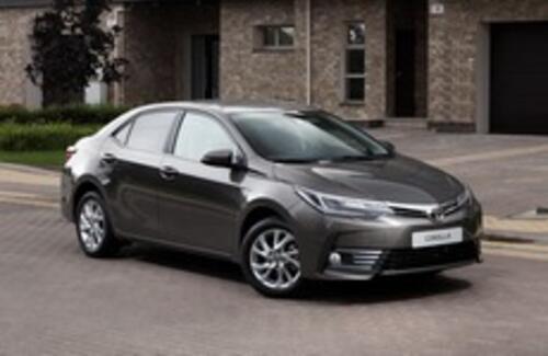 Продажи новой Toyota Corolla начнутся в августе