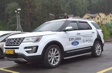 Новый Ford Explorer – старт продаж в Казахстане
