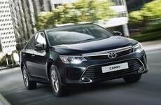 Toyota Camry — самый «американский» автомобиль