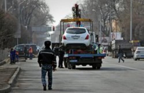 Штрафстоянки в Алматы станут платными