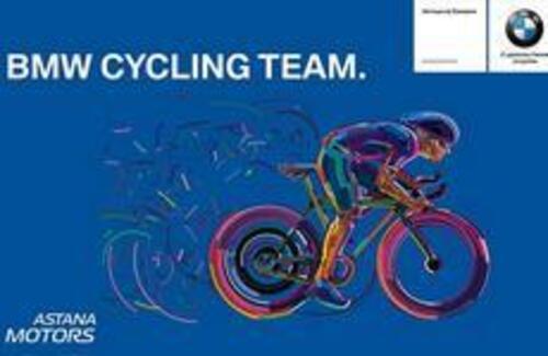 BMW Cycling Team примет участие в Tour of World Class Almaty 2016