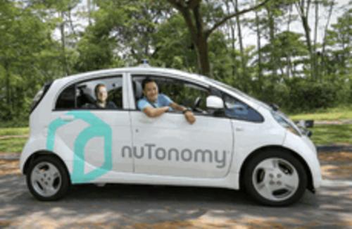 Запущено первое в мире бесплатное такси