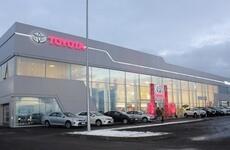 Новый официальный дилер Тойота в Астане!