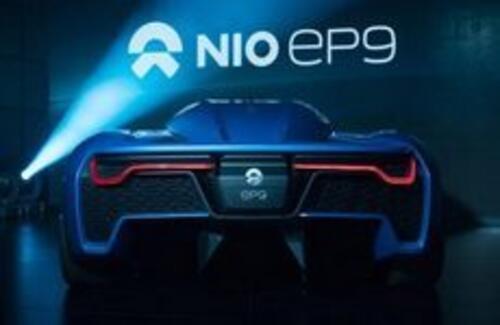 Представлен самый быстрый электромобиль в мире