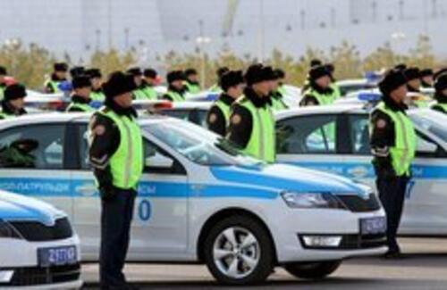 В Казахстане может вновь появиться дорожная и патрульная полиция