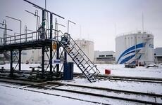 «Газпром нефть-Казахстан» продемонстрировал работу собственной нефтебазы