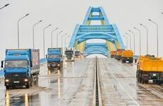 В Павлодаре открыт крупнейший в Средней Азии мост