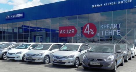 Жайык Hyundai Motors, Уральск, ул. Ружейникова, 16