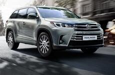Возвращение нового Toyota Highlander в Казахстан