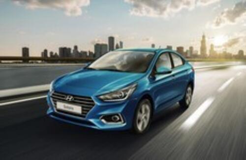 Новый Hyundai Accent полностью рассекречен