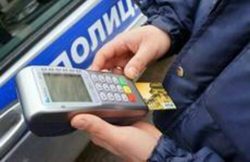 Казахстанских полицейских снабдили POS-терминалами
