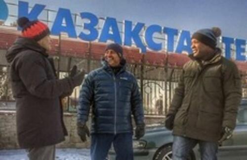 Состоялась премьера казахстанского эпизода Top Gear