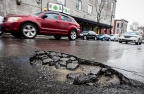 В Казахстане создают интерактивную карту разбитых дорог