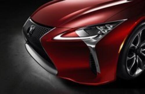 Lexus принимает предзаказы на новое роскошное спорт-купе LC 500 в Казахстане